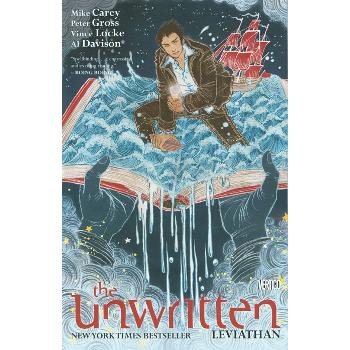 Unwritten Vol. 4 : Leviathan TP