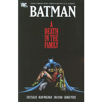Batman : A Death in the Family TP