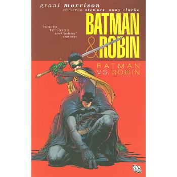 Batman & Robin Vol. 2 : Batman vs Robin TP