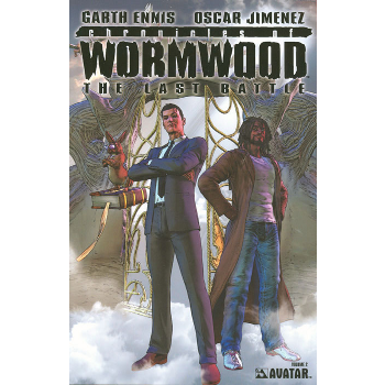 Chronicles of Wormwood Vol. 2 : The Last Battle TP