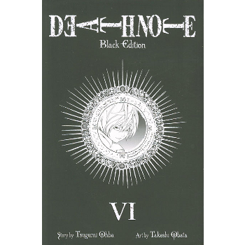 Death Note Black Edition Vol. 6 SC
