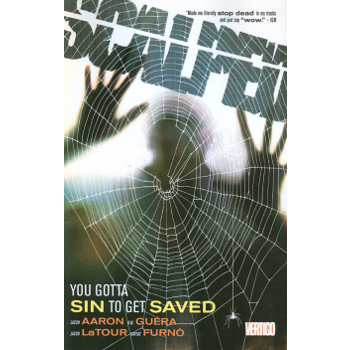 Scalped Vol. 8 : You Gotta Sin to Get Saved TP