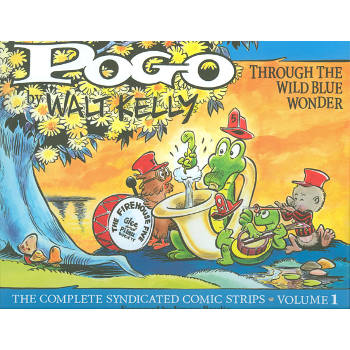 Pogo : Complete Syndicated Strips Vol. 1 (O)HC
