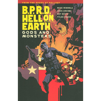BPRD - Hell on Earth Vol. 2 : Gods and Monsters TP