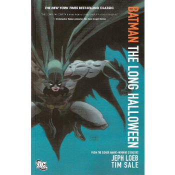 Batman : The Long Halloween TP