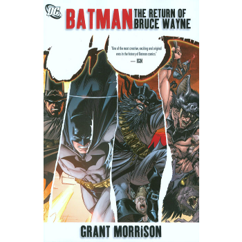 Batman : The Return of Bruce Wayne TP