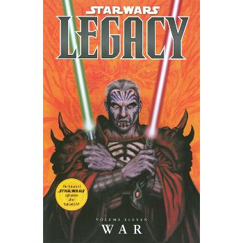 Star Wars Legacy Vol. 11 : War TP