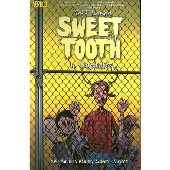 Sweet Tooth Vol. 2 : In Captivity TP