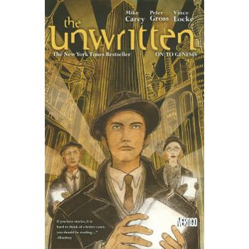 Unwritten Vol. 5 : On to Genesis TP