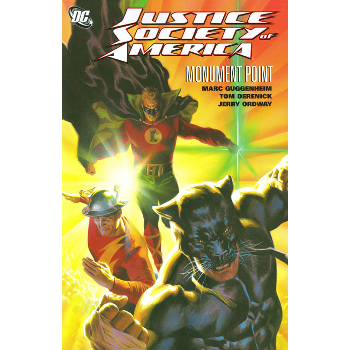 Justice Society of America : Monument Point TP