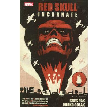 Red Skull : Incarnate TP