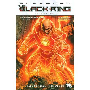 Superman : The Black Ring Vol. 1 TP
