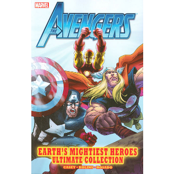 Avengers : Earth's Mightiest Heroes - Ultimate Collection TP