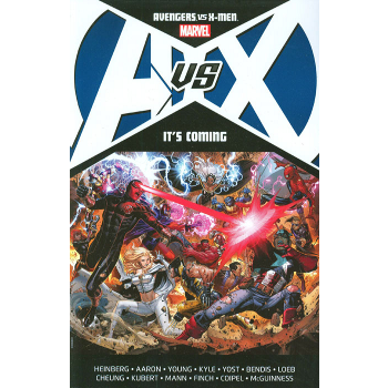 Avengers vs X-Men : It's Coming TP