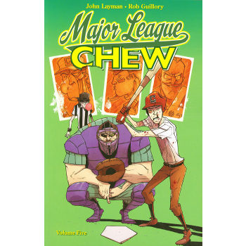 Chew Vol. 05 : Major League TP