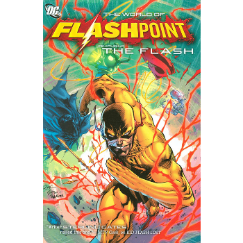 Flashpoint : World of Flashpoint - Flash TP