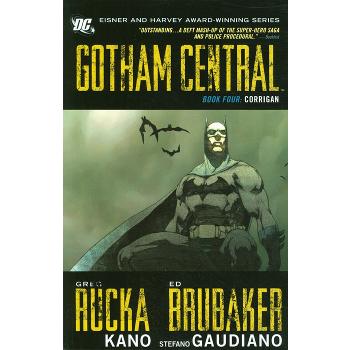 Gotham Central Vol. 4 : Corrigan TP