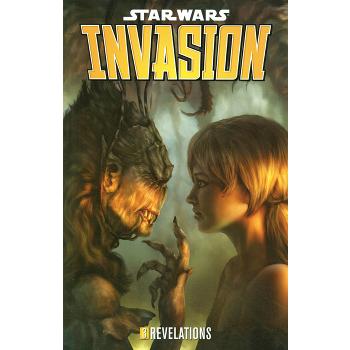 Star Wars Invasion Vol. 3 : Revelations TP