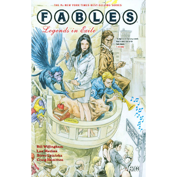 Fables Vol. 01 : Legends in Exile ( New Edition ) TP