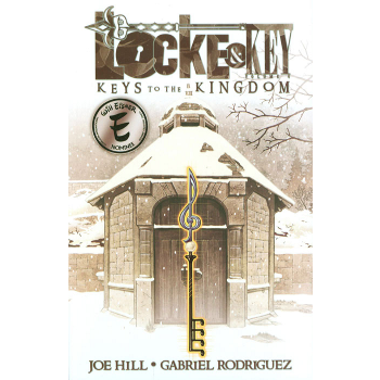 Locke & Key Vol. 4 : Keys to the Kingdom TP