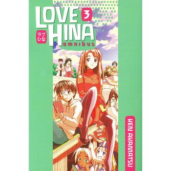 Love Hina Omnibus Vol. 3 SC