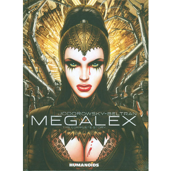 Megalex : The Complete Story (O)HC
