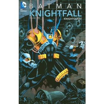 Batman : Knightfall ( New Edition ) Vol. 2 TP