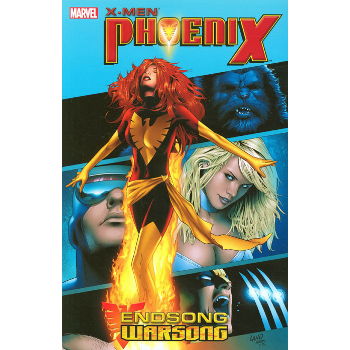 X-Men : Phoenix - Endsong/Warsong Ultimate Collection TP