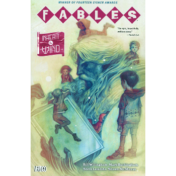 Fables Vol. 17 : Inherit the Wind TP