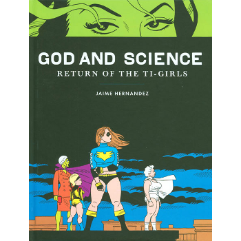 God and Science : Return of the Ti-Girls (O)HC
