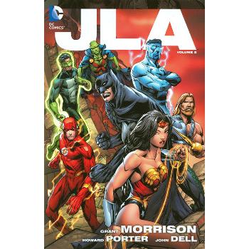 JLA Vol. 2 TP