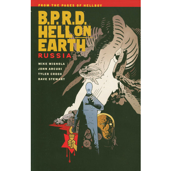 BPRD - Hell on Earth Vol. 3 : Russia TP