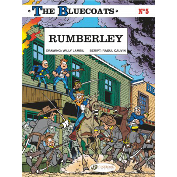 Bluecoats , The Vol. 5 : Rumberley (O) SC