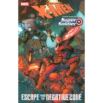 X-Men/Steve Rogers : Escape From the Negative Zone TP