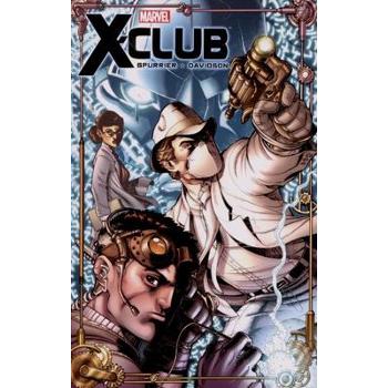 X-Men : X-Club TP