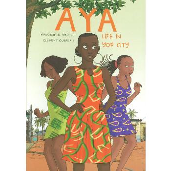 Aya Omnibus Vol. 1 : Life in Yop City SC