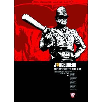 Judge Dredd : Restricted Files Vol. 4 TP