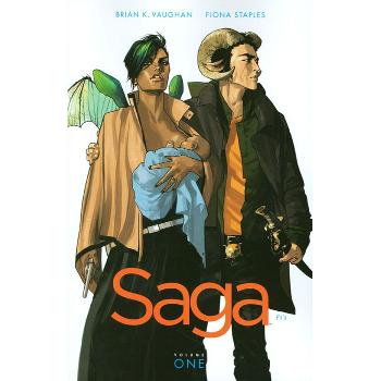 Saga Vol. 1 TP