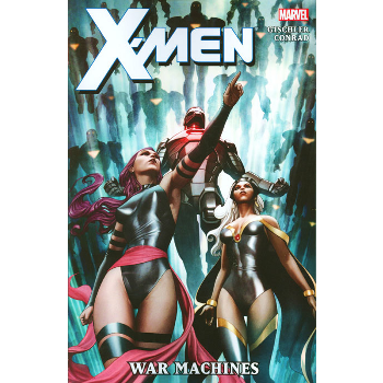 X-Men : War Machines TP