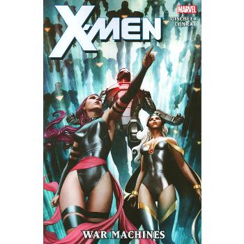 X-Men : War Machines TP