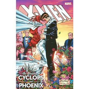 X-Men : Wedding of Cyclops and Phoenix TP