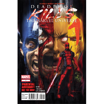 Deadpool Kills Marvel Universe TP