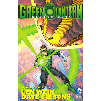 Green Lantern : Sector 2814 Vol. 1 TP