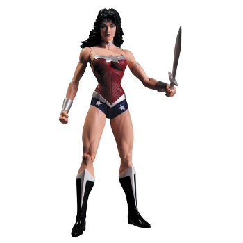 DC Comics Essentials Wonder Woman action figure