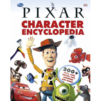Pixar Character Encyclopedia HC
