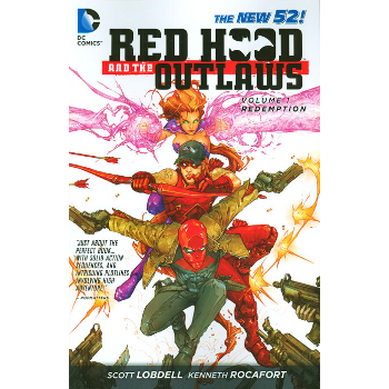 Red Hood and the Outlaws Vol. 1 : Redemption TP (N52)