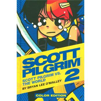 Scott Pilgrim Color Edition Vol. 02 HC