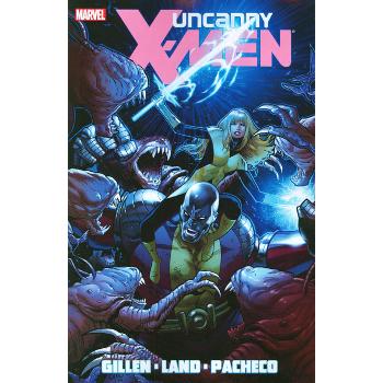 Uncanny X-Men Vol. 2 TP