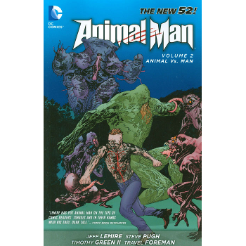 Animal Man Vol. 2 : Animal vs Man TP (N52)