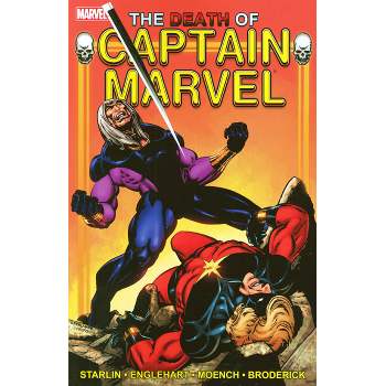Captain Marvel : Death of Captain Marvel TP